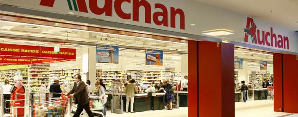 Digital Marketing Auchan