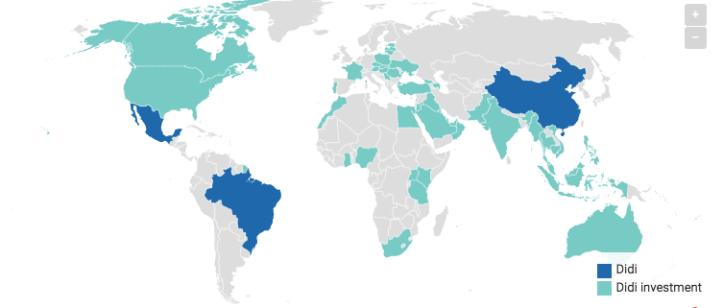 didi map