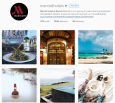 Marriott-Hotels-Instagram
